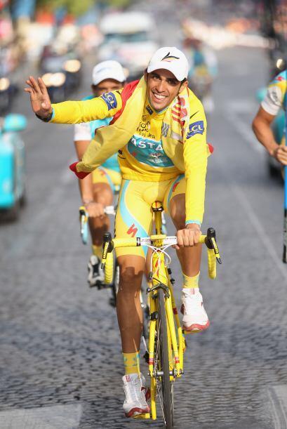 Contador es el ciclista español más destacado desde el m&i...