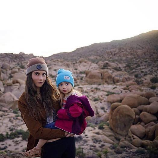 Las aventuras de una madre e hija exploradoras