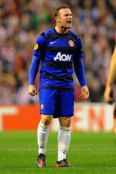 Pero un inesperado disparo de Rooney fulminó la puerta española para mar...