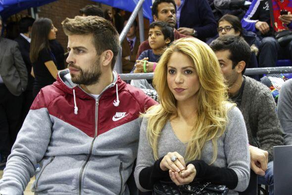 Shakira está instalada en Francia, grabando su nuevo disco, pero...