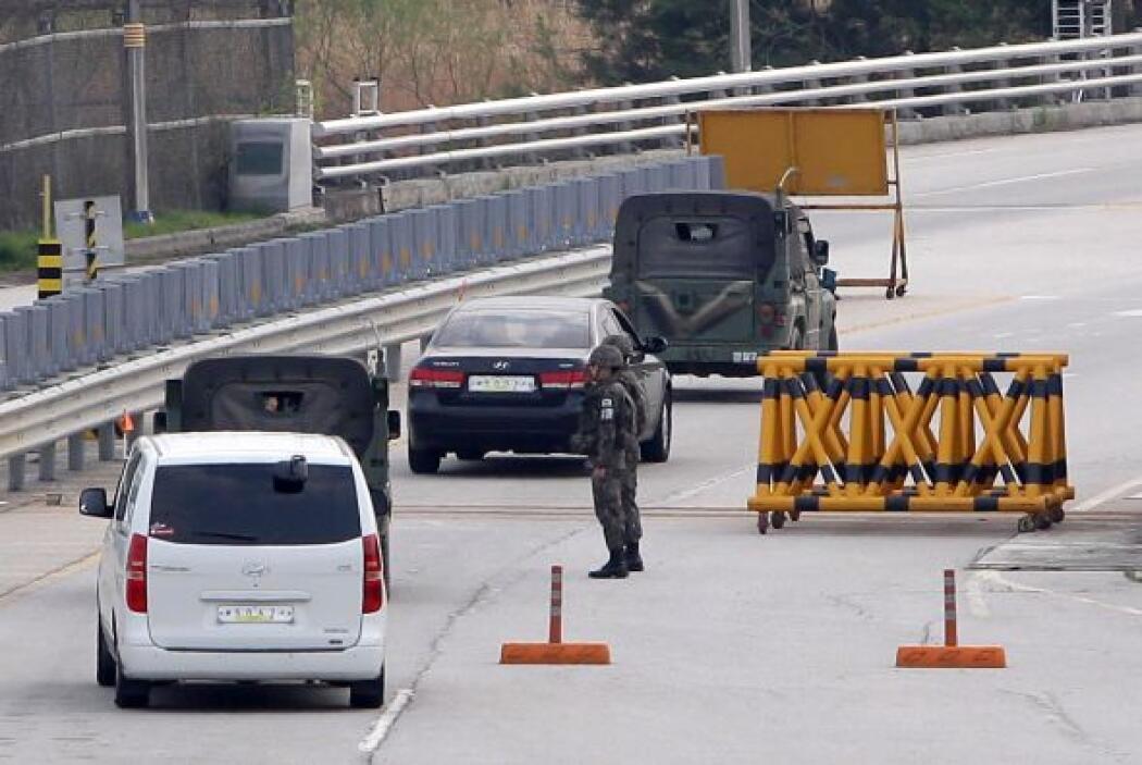 Corea del Sur anunció el viernes que siete ciudadanos aún presentes en e...