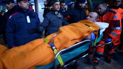 Finaliza rescate de pasajeros del ferry incendiado en Grecia