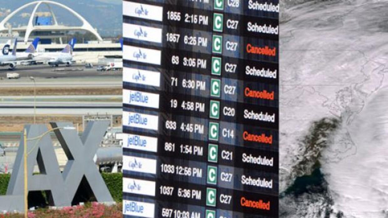 Advierten a viajeros contactar directamente a aerolineas para confirmar...