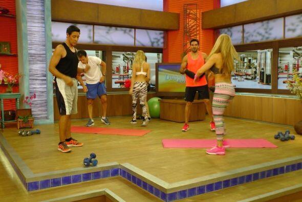 Para mantenernos siempre en forma, Claudia Molina nos dio algunos trucos...