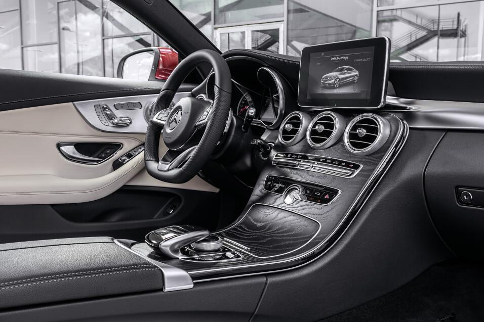 Mercedes-Benz C300 2017
