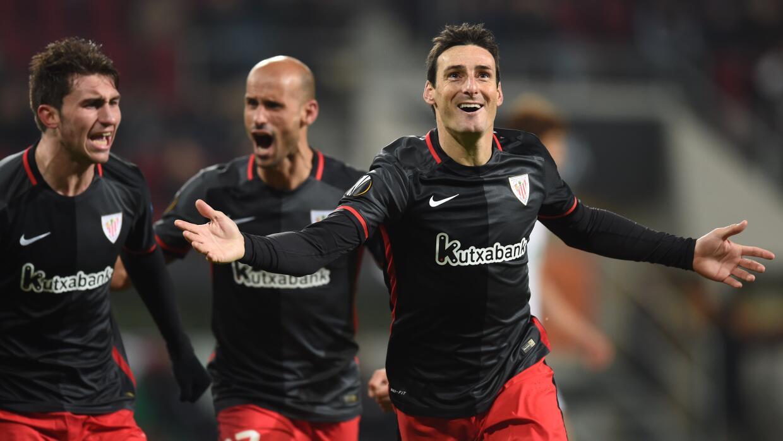 Athletic de Bilbao vs. Augsburgo