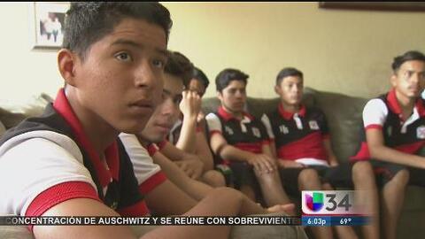 Atletas mexicanos quedaron varados en Los Angeles