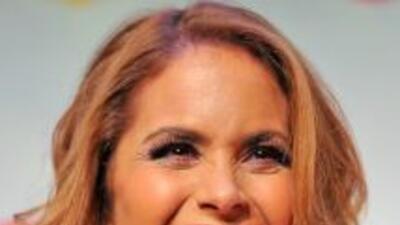 La actriz y cantante mexicanaLucero.