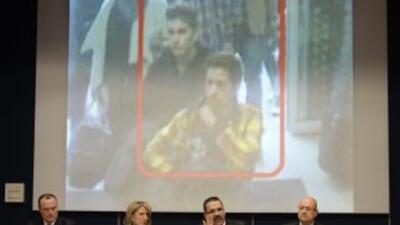 Revelan fotos de los dos iraníes que abordaron con pasaportes robados el...