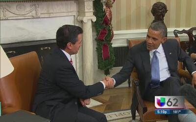 No hay reunión presidencial pautada.