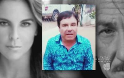 Los cinco minutos en que Kate del Castillo estuvo a solas con 'El Chapo'