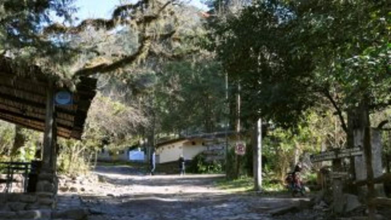 Las dos turistas francesas fueron encontradas en un parque natural en Ar...