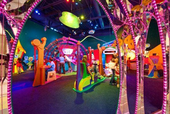 MUSEO DE LOS NI'OS DE HOUSTON - Este museo de alta tecnología recienteme...