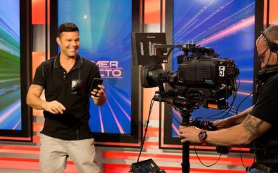 Los hijos de Ricky Martin, los más críticos con los espectáculos de su p...