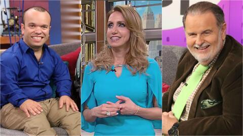 Carlitos 'el productor' le pidió a Raúl y a Lili que fueran los padrinos...