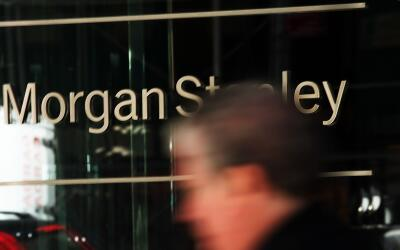 Morgan Stanley.