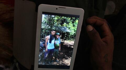 En la X conferencia de las FARC, a la que asistieron los líderes y la ba...