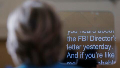 ¿Serán los nuevos correos investigados por el FBI un escándalo que le pu...