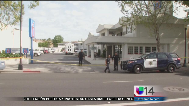 Tiroteo ocurrido el sábado en un Motel en San José dejó a un muerto y do...