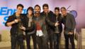CNCO visitó el show de Enrique Santos, en donde hablaron de su nueva etapa.