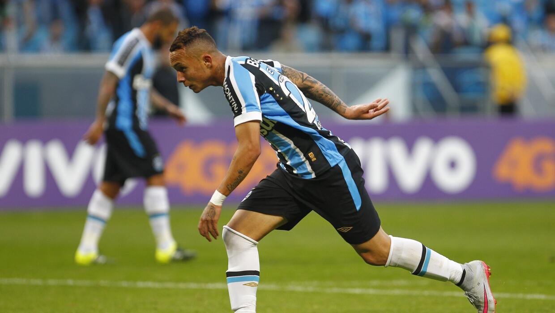 Gremio perdió la oportunidad de presionar al Atlético Mineiro.