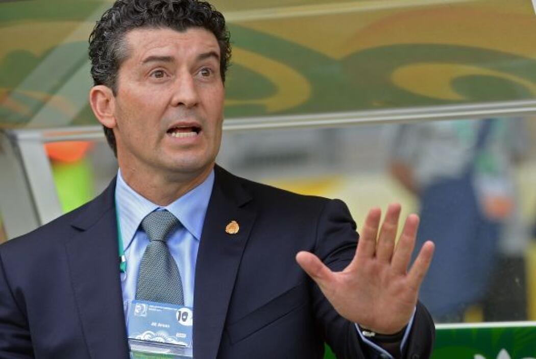 Tras el partido ante Panamá, un integrante de la prensa le pidió al 'Che...