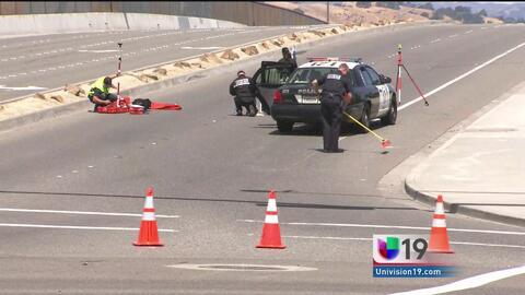 Muerte de una persona tras persecución en Vacaville