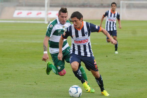 Neri Cardozo  País de Origen: Argentina  Equipo: Monterrey  Llegó a la s...