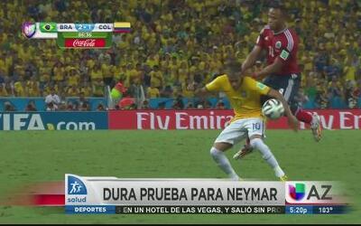Cómo será la recuperación de Neymar