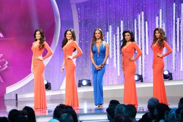 Lupita se mostró muy orgullosa de que ninguna de sus chicas ha sido elim...