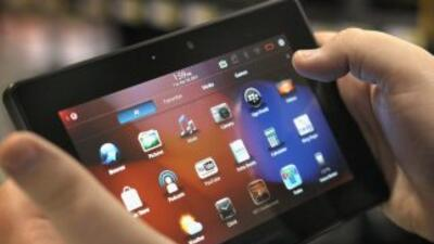 Distribuidores del PlayBook de Research In Motion bajan sus precios ante...