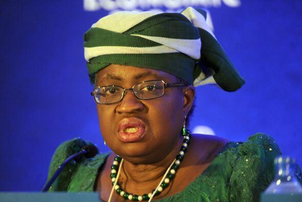 44.- NGOZI OKONJO-IWEALA: Economista nigeriana de renombre mundial, reco...