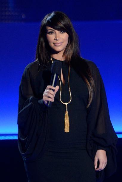 La estrella de la televisión Kim Kardashian es la décima persona más seg...