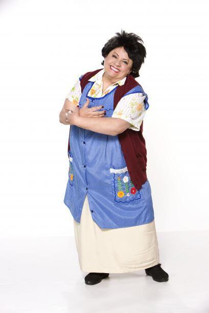Lucila Mariscal interpreta a la mamá de El Vítor.