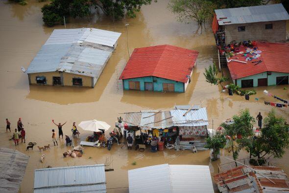El país ha sufrido, desde noviembre del año pasado, severas inundaciones...