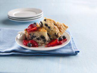 Tartaletitas de moras azules: Con esta receta te brindamos una variante...
