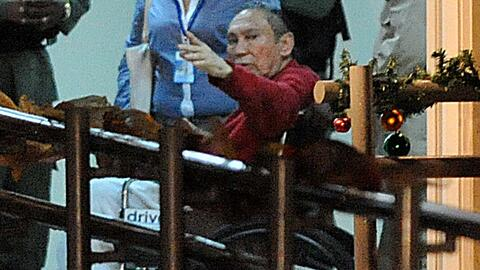 Exgeneral de Panamá Manuel Antonio Noriega permanece en estado crítico t...