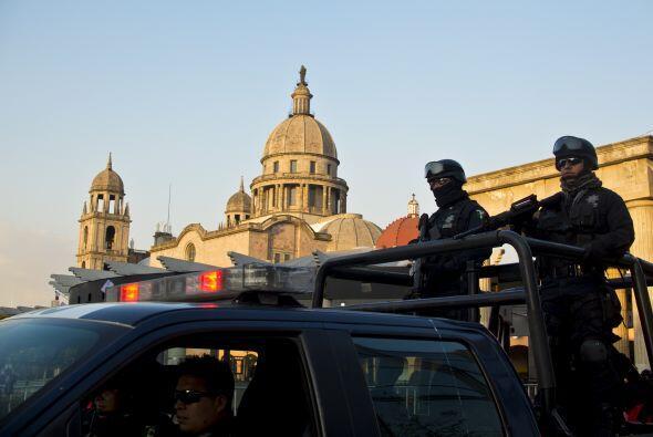 El Estado de México, cuya capital es Toluca, es el principal bastión del...