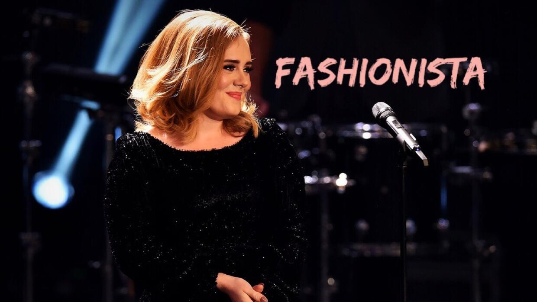 Cinturas refinadas, transparencias y escotes, la fórmula de Adele.