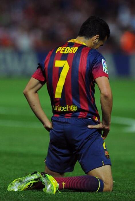 Barcelona intentó 29 tiros de los cuales solo 9 fueron a gol.