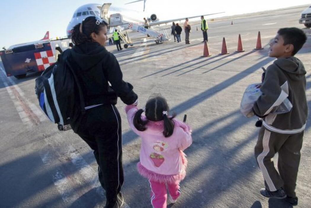 El último de los vuelos pagados por el gobierno de Veracruz se realizó a...