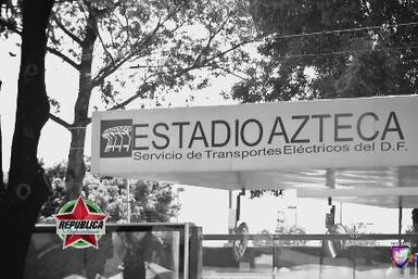 El Estadio Azteca un Misterio del Deporte
