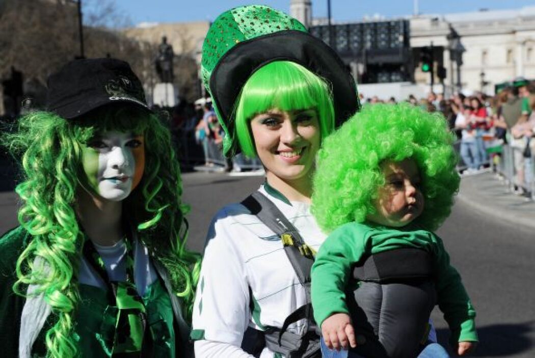 A pesar de que los desfiles más importantes se celebran en ciudades de E...