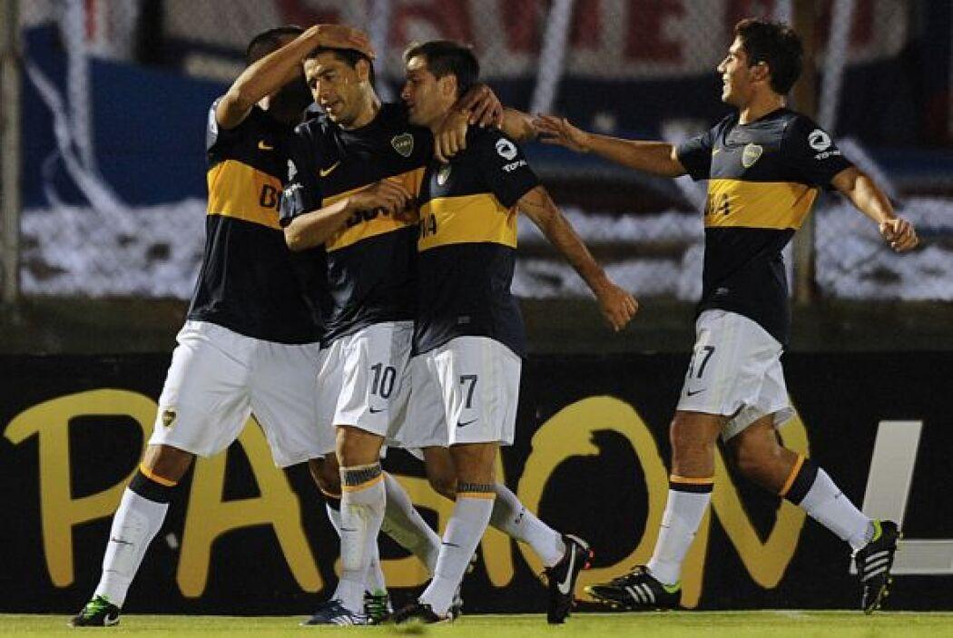 Con la victoria, Boca sumó seis unidades y se colocó como escolta de Nac...