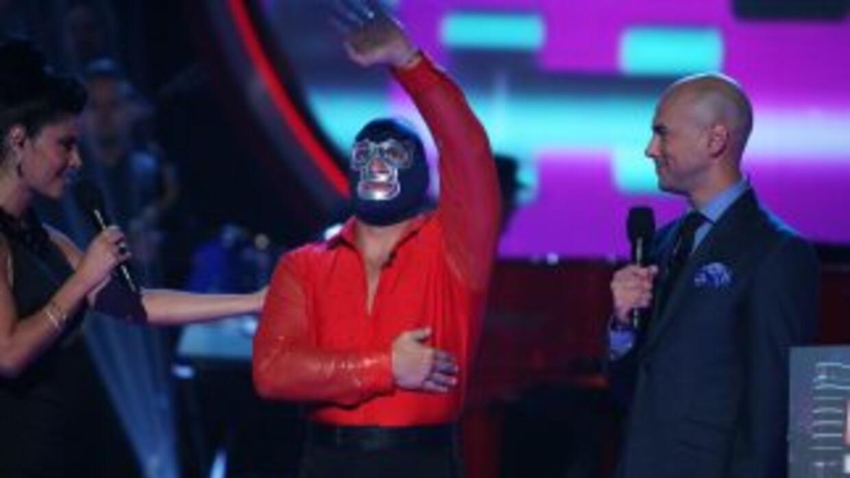 El luchador enmascarado dijo adiós a la competencia.