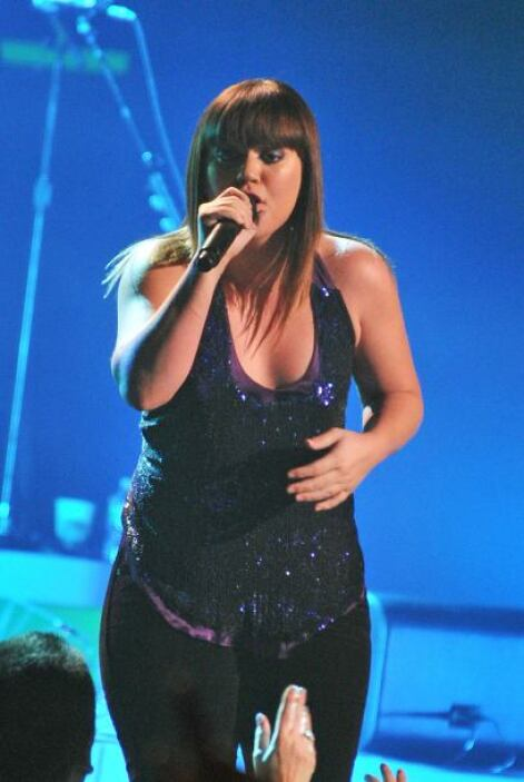 Hace 10 años Kelly Clarkson fue ganadora del concurso American Idol, aho...