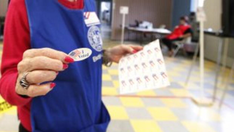 El número de ciudadanos latinos que pueden votar en unos comicios se ha...