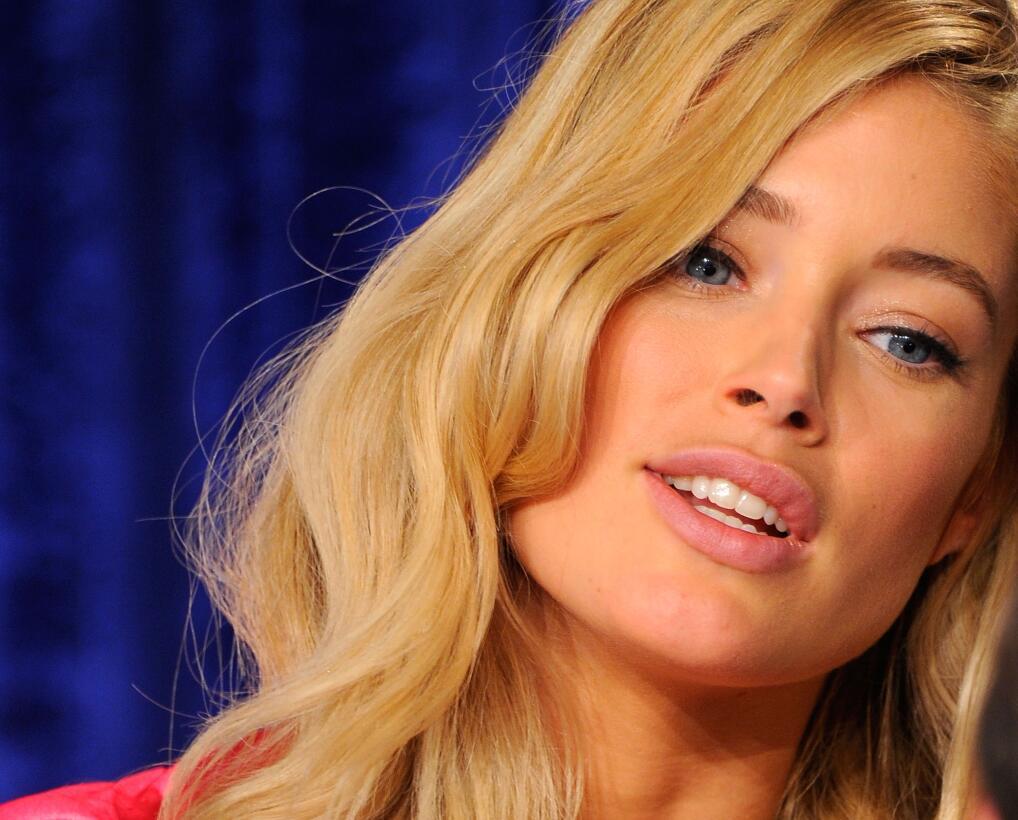 Doutzen Kroes, el ángel de Victoria's Secret que enamora en las p...
