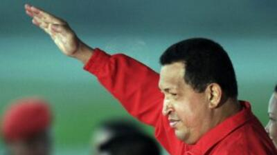 El presidente venezolano, Hugo Chávez desmintió que esté en fase termina...