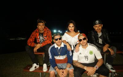 Frankie J, Becky G, Kap G and Play-N-Skillz put on a once in a lifetime...